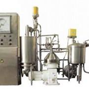 Сепараторы для пищевой промышленности. Установка пастеризационная пластинчатая Ж5-ОПУ-1 фото