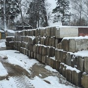 Блоки фундаментные б/у ФБС-24-3-6 фото