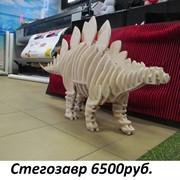 """Детские конструкторы """"Динозавр 3D"""" фото"""