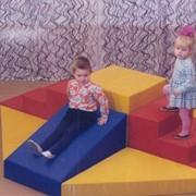 Конструктор Островок АЛ 229, Конструкторы мебельные для детского сада фото