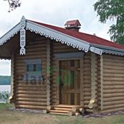 Проект деревянного дома 10-62 фото