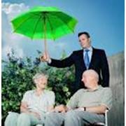 Пенсионное накопительное страхование фото