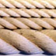 Канат крученый х/б (3пряди) ТУ 8121-058-00461221-2006 фото