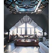 Дизайн интерьера готический фото