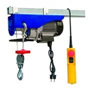 Электрическая таль TOR PA-250/500 20/10 м фото