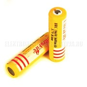 UltraFire, BRC 18650, 3600mAh, 3.7V фото
