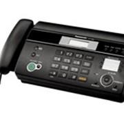 Аппарат факсимильный Panasonic KX-FT988UA-B фото