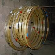 Стеклопластиковая арматура в бухтах фото