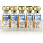 Орнимикс клон В1 Хичнер+Н-120 Вакцина для активной иммунизации цыплят против болезни Ньюкасла птиц и инфекционного бронхита типа Массачусетс фото
