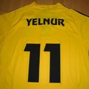 Печать номера и лого на спортивную одежду фото