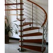Основание лестниц из искусственного камня фото