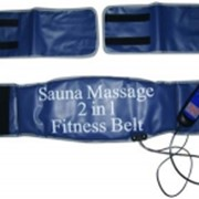 Вибромассажеры Sauna Massage 2 in 1 fitness Belt (Cауна Фитнесс) 4 999 Тенге фото