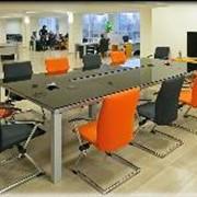 Мебель для переговорных фото