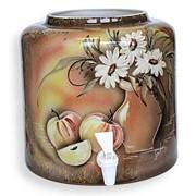 Диспенсер керамический «Яблоко» фото