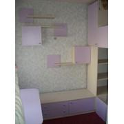 Мебель для детских комнат на заказ, купить мебель для детской комнаты в Казахстане фото