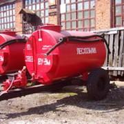 Машина прицепная пожарная для тушения пожаров - ВУ-ЗМ фото