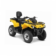 Квадроцикл Can-Am Outlander MAX 400 XT фото