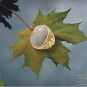 Кольцо - Самородок. фото