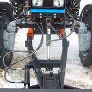 Гидравлический подъём снегороторов серии 64 фото
