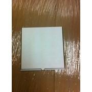 Коробка для пиццы 420*420*40 белая фото