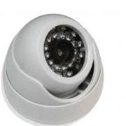 Видеокамера цветная купольная с ИК-подсветкой VC-SH242C D/N L фото
