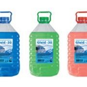 """Незамерзающая жидкость """"Gleid"""" - 30 C фото"""