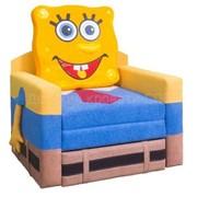 """Детский диван """"Губка Боб"""" фото"""