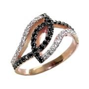 Кольцо золотое. фото