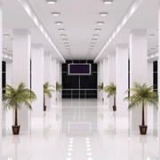 Уборка бизнес центров фото