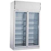 Двухдверный холодильник фото