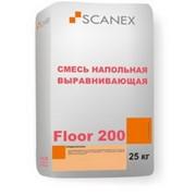 Смесь для выравнивания пола Floor 200 фото