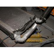 Пайка радиатора отопителя автомобиля своими руками 54