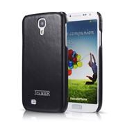 Крышка Icarer Back Cover для Samsung i9500 Galaxy S 4, черная фото