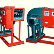 Электрические калориферные установки СФО фото