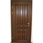 Дверь из сосны высшего качества (№630) фото