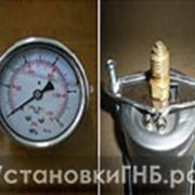 Манометр водяного давления фото