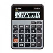 Калькулятор CASIO MX-120B (12 разрядный) настольный фото