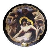 фреска на камне фото