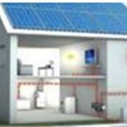 Сетевая фотоэлектрическая система 3 кВт фото