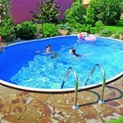 Каркасный бассейн Azuro 404DL (550 x 370 x 120 см.) фото