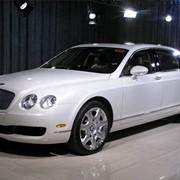 Аренда автомобиля Bentley Continental фото