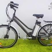 Электровелосипед C01 фото