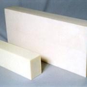 Капролон блок 100 мм ( 700x500 мм, 42 кг) фото