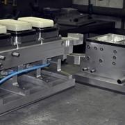 Штампы для изготовления пластиковой упаковки методом термоформовки. фото