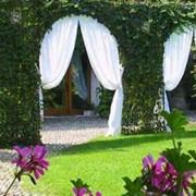 Установка систем полива сада. Итальянское ландшафтное проектирование и реализация. фото