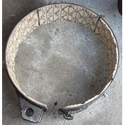 Тормозная лента левая правая для бульдозера Shantui SD32 фото