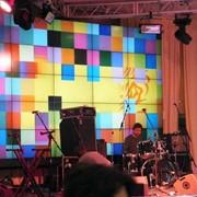 Плазменные панели, видеостены и презентационное оборудование.Аренда фото