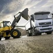 Материалы для дорожного строительства - щебень, песок, бут и т.д. фото