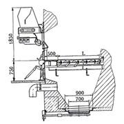 Топка полумеханическая ЗП-РПК-2-1800 3050 фото