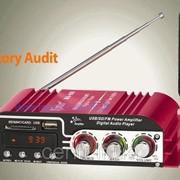4-х канальный усилитель МА-500 с FM+ MP3 2 цвета фото